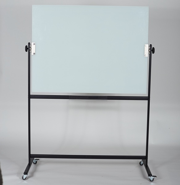 Reversal Double Sided Glass Whiteboard-4