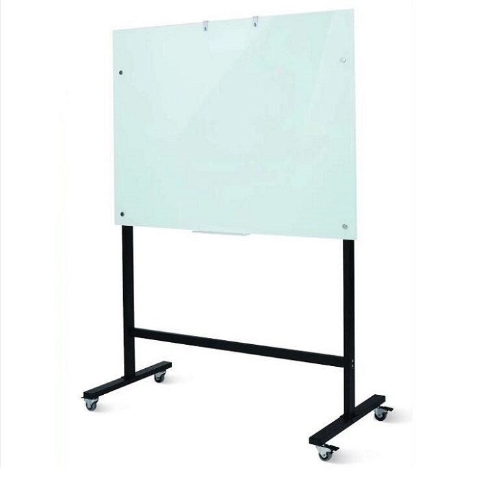 Single Side Glass Dry Erase Whiteboard-4
